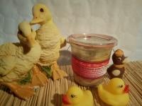 Un bloc de fois gras de canard d'Auvergne - Le Ferme aux Délice Royal